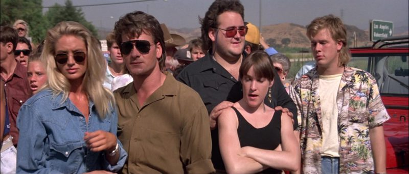 Ray-Ban Sunglasses Worn by Patrick Swayze in Road House (1989) - Movie Product Placement