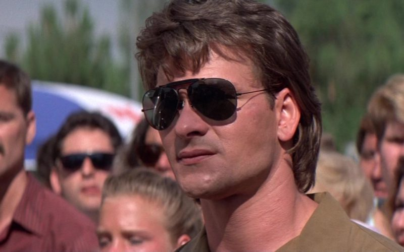 Ray-Ban Sunglasses Worn by Patrick Swayze in Road House (2)