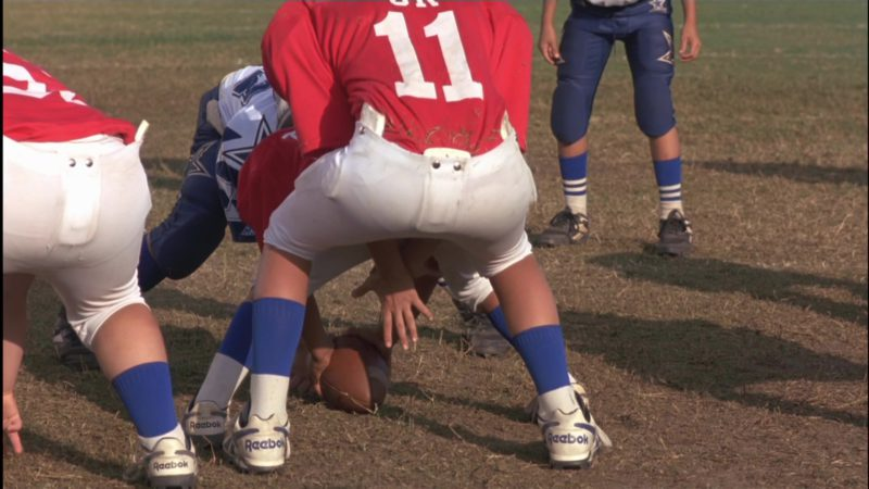 Reebok Football Boots in Little Giants (1994) Movie Product Placement