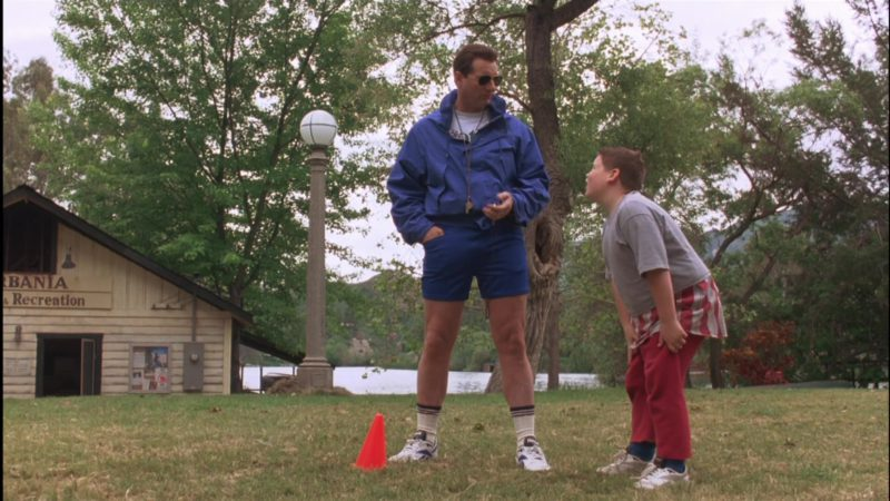 Reebok Sneakers Worn by Ed O'Neill in Little Giants (1994) - Movie Product Placement