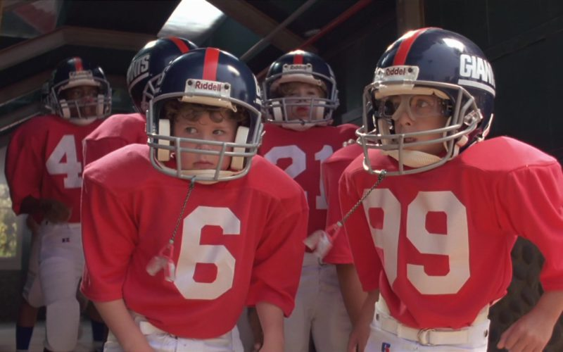 Riddell Football Helmets in Little Giants (9)