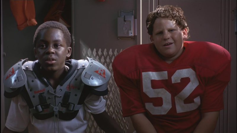 Riddell Football Shoulder Pads in Little Giants (1994) - Movie Product Placement