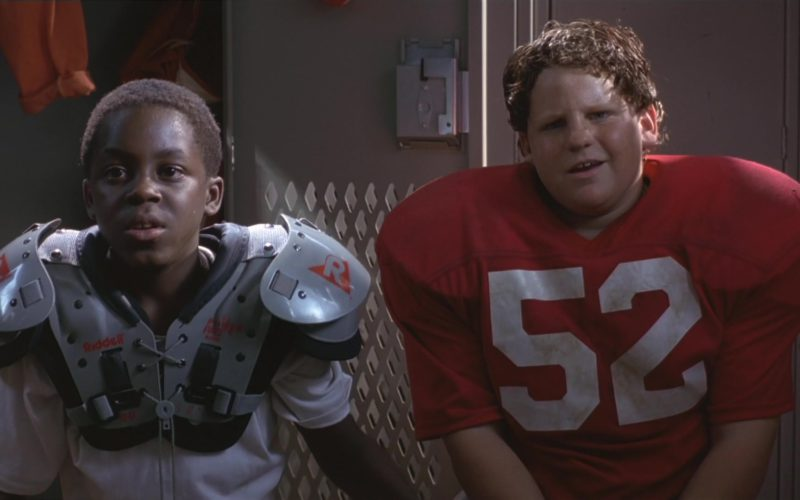 Riddell Football Shoulder Pads in Little Giants (1)