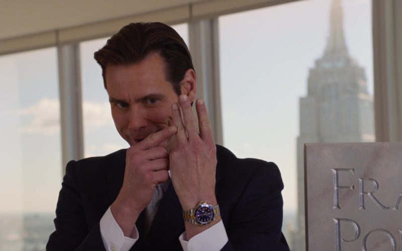 Rolex Submariner Watch Worn by Jim Carrey in Mr. Popper's Penguins (2)
