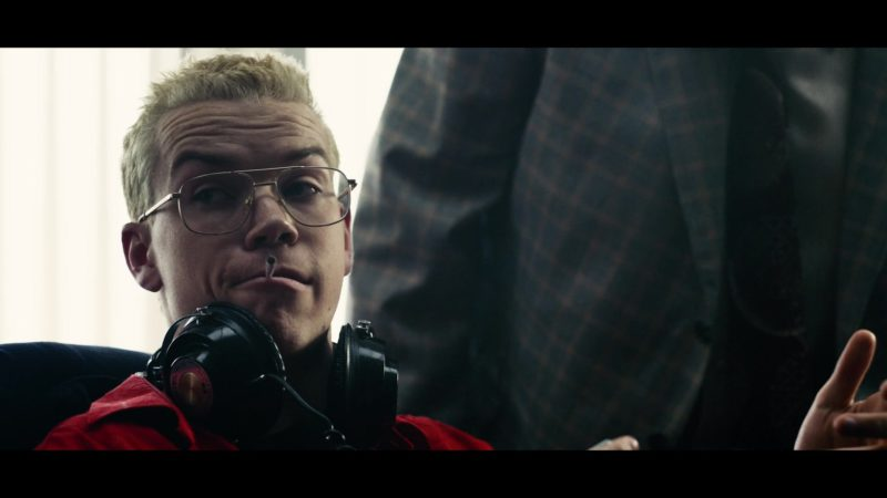 Rotel Headphones Used by Will Poulter in Black Mirror: Bandersnatch (2018) - Movie Product Placement
