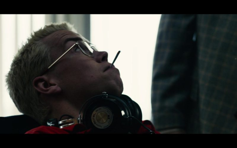 Rotel Headphones Used by Will Poulter in Black Mirror (4)