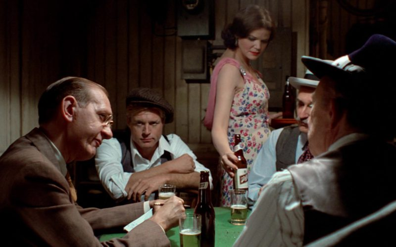Schlitz Beer in The Sting (1)