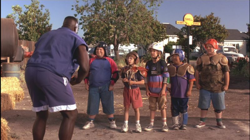 Shell in Little Giants (1994) Movie Product Placement