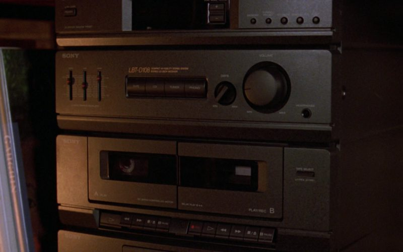Sony Sound System in Wayne's World 2 (1)