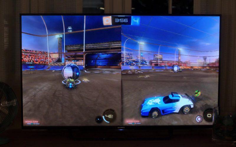 Sony TV in Goosebumps 2 (1)
