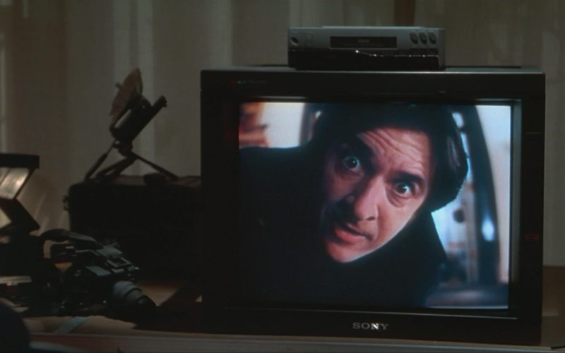 Sony TV in Home Alone 3
