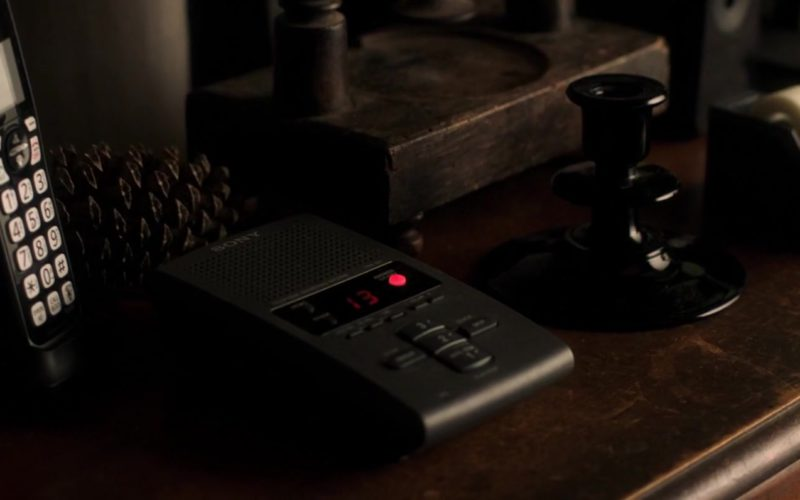 Sony Telephone Answering Machine in Goosebumps 2 (1)