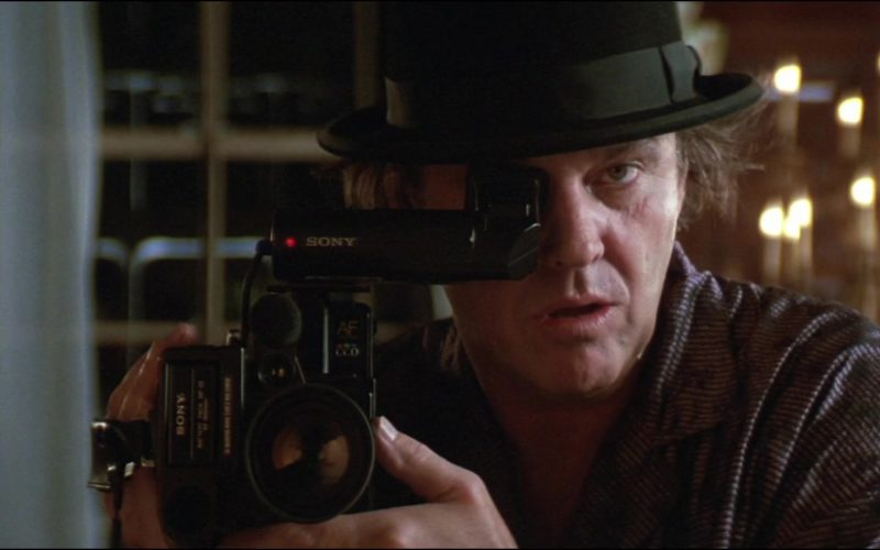 Sony Video Camera Used by Jack Nicholson in The Witches of Eastwick (4)
