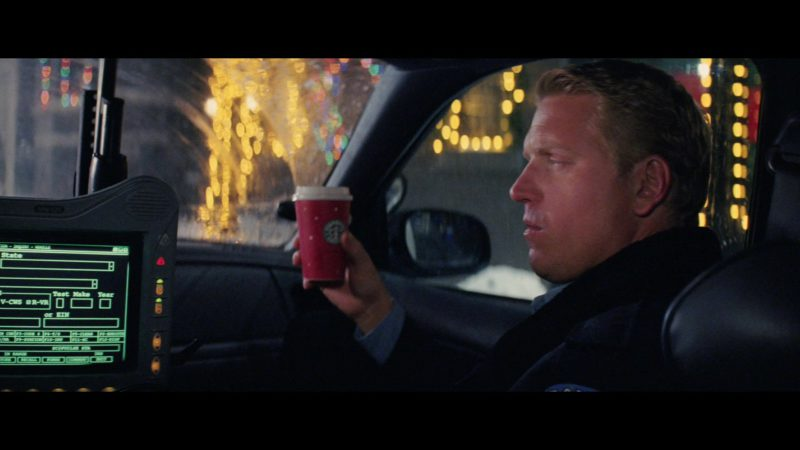 Starbucks Coffee in Christmas with the Kranks (2004) Movie Product Placement