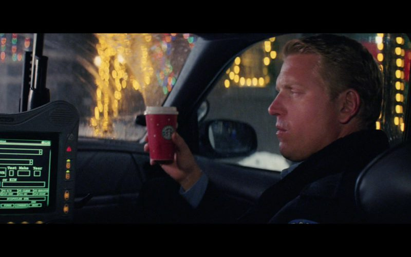 Starbucks Coffee in Christmas with the Kranks