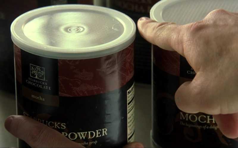 Starbucks Mocha Powder in I Am Sam (1)