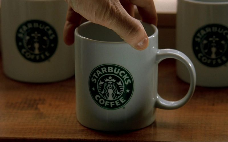 Starbucks Mugs in I Am Sam (1)