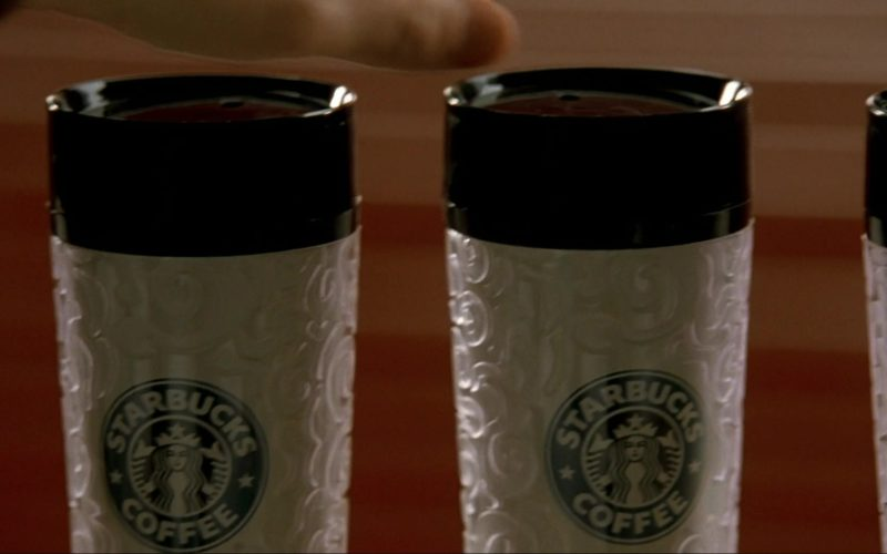 Starbucks Plastic Cups in I Am Sam (1)