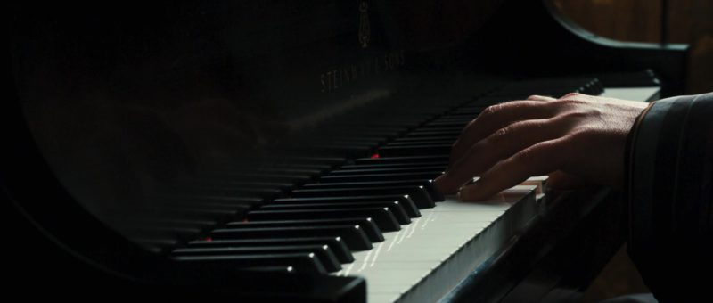 Steinway & Sons Piano Used by Kevin Spacey in Casino Jack (2010) - Movie Product Placement