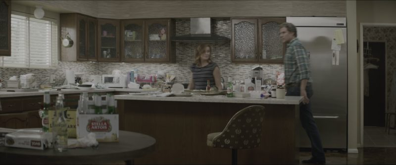Stella Artois Beer in The House (2017) - Movie Product Placement