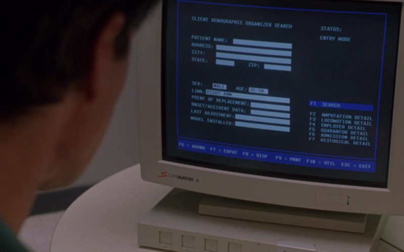 SuperMatch 17 Computer Monitor Used by Harrison Ford in The Fugitive (4)