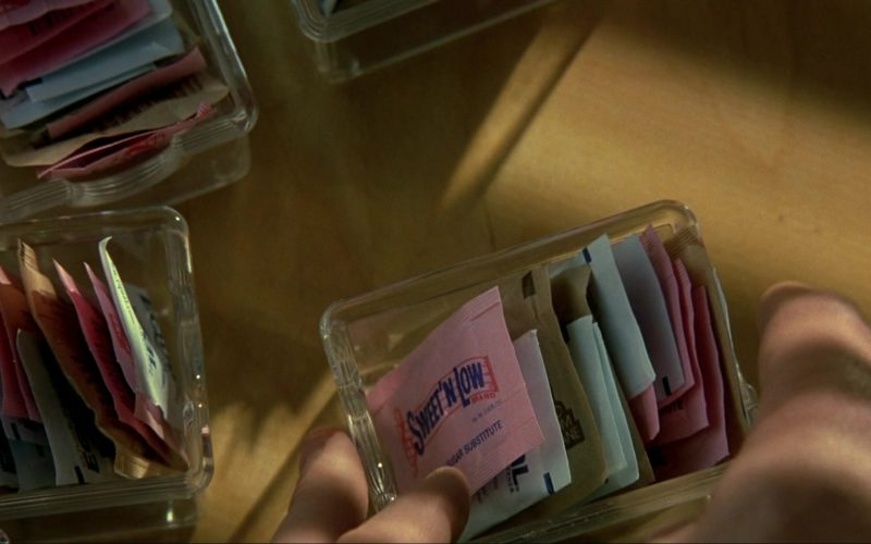 Sweet'n Low Artificial Sweetener in I Am Sam (1)