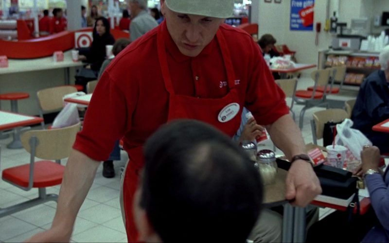 Target Shirt Worn by Sean Penn and Store in I Am Sam