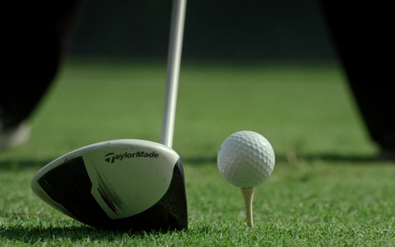 TaylorMade Golf in One Last Thing