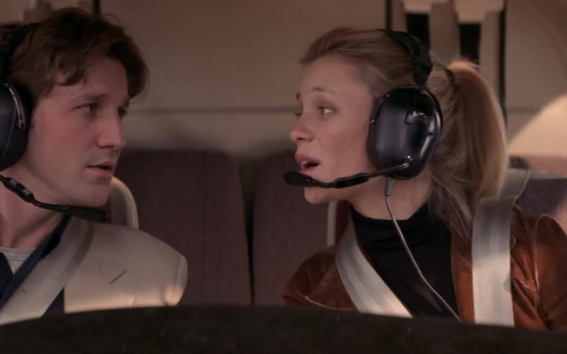 Telex Headset Used by Breckin Meyer in Rat Race