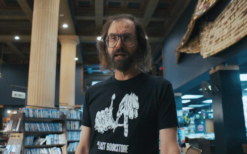 The Last Bookstore in Under the Silver Lake (2)
