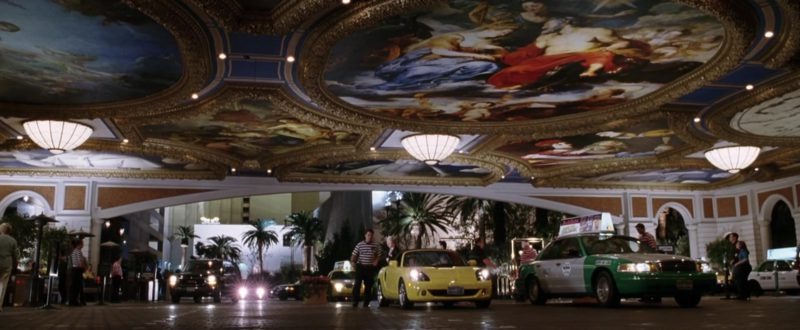 The Venetian Las Vegas Resort, Hotel & Casino in Miss Congeniality 2: Armed & Fabulous (2005) - Movie Product Placement
