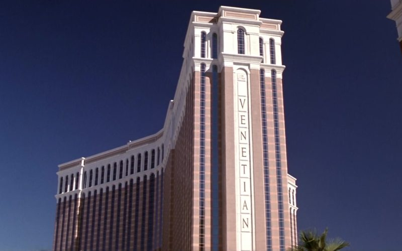The Venetian Resort Hotel Casino in Rat Race (1)
