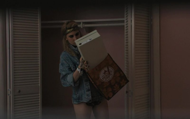 Trader Joe's Grocery Store Paper Bag in Under the Silver Lake (2)