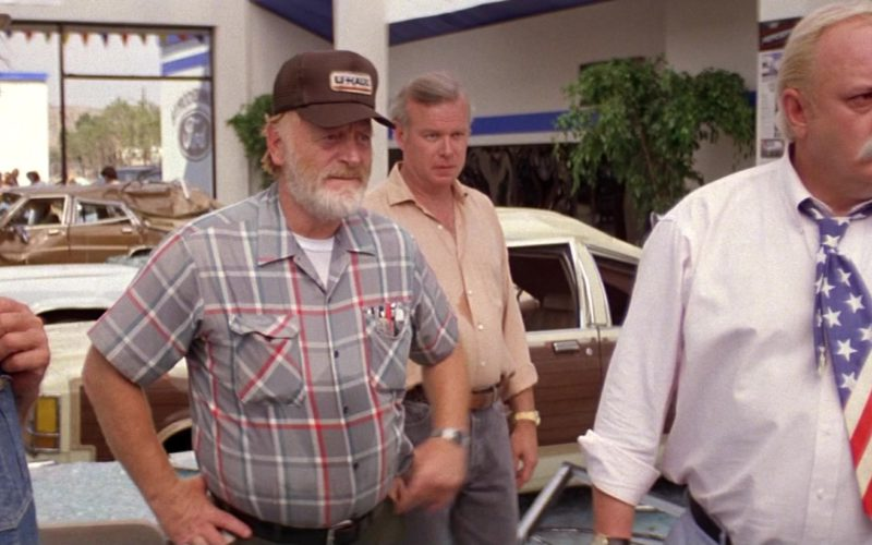 U-Haul Cap in Road House (3)