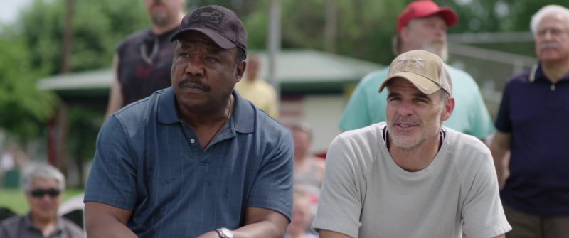 UA Cap Worn by Isiah Whitlock Jr in All Square (2018) - Movie Product Placement