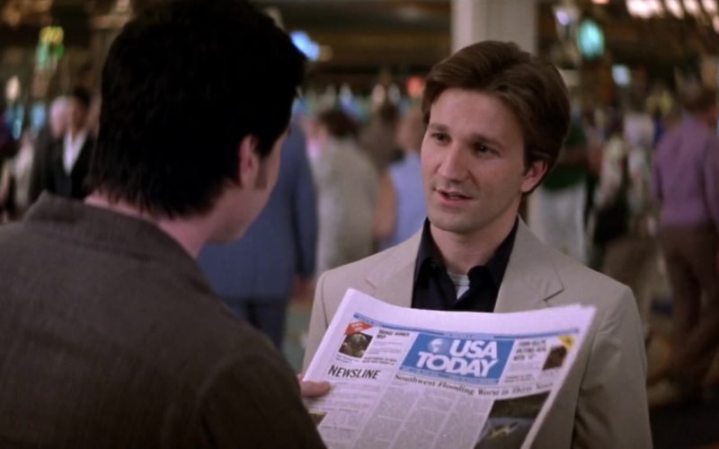 USA Today Newspaper in Rat Race (1)