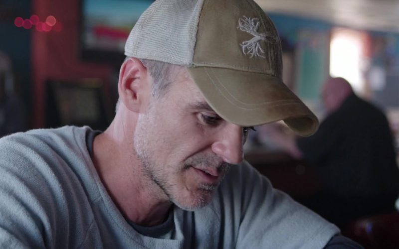 Under Armour Hunt Cap Worn by Michael Kelly in All Square (6)