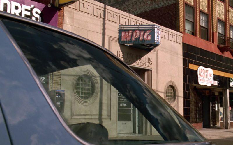 WPIG FM Radio Station in Wayne's World 2 (1)