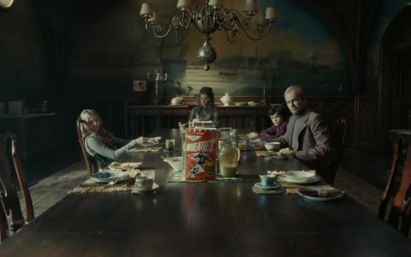 Wheaties Cereal in Dark Shadows (1)