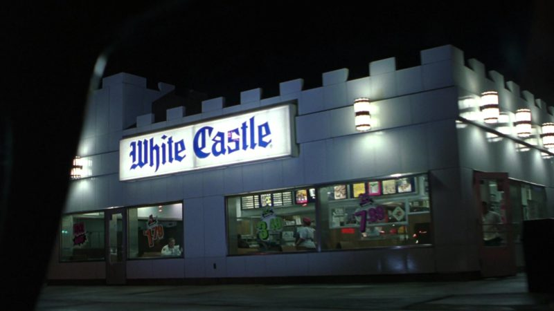 White Castle Restaurant in Wayne's World (1992) - Movie Product Placement
