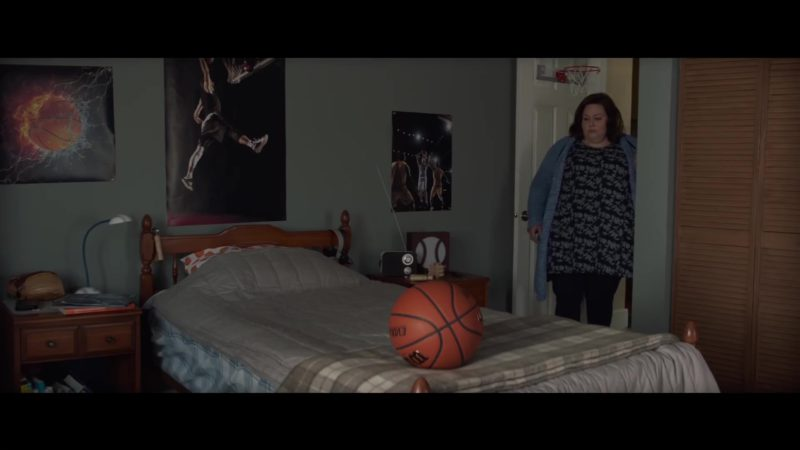 Wilson Basketball in Breakthrough (2019) Movie Product Placement