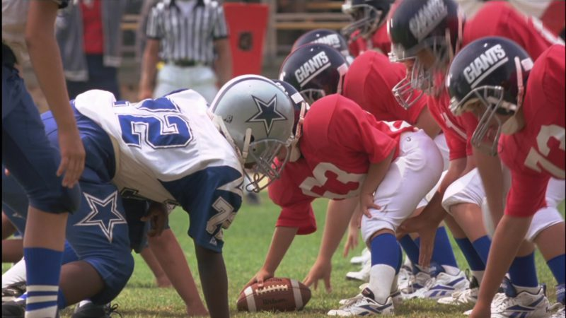 Wilson Football and Reebok Shoes in Little Giants (1994) - Movie Product Placement