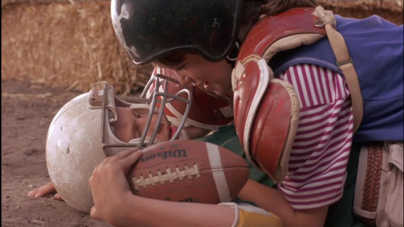 Wilson Football in Little Giants (1994) - Movie Product Placement