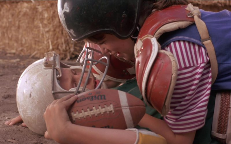 Wilson Football in Little Giants