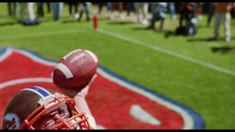 Wilson Football in The Waterboy (1998) - Movie Product Placement