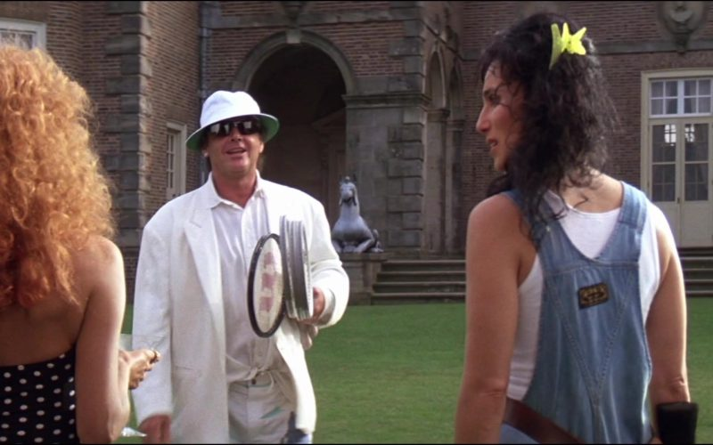 Wilson Tennis Racket Used by Jack Nicholson in The Witches of Eastwick
