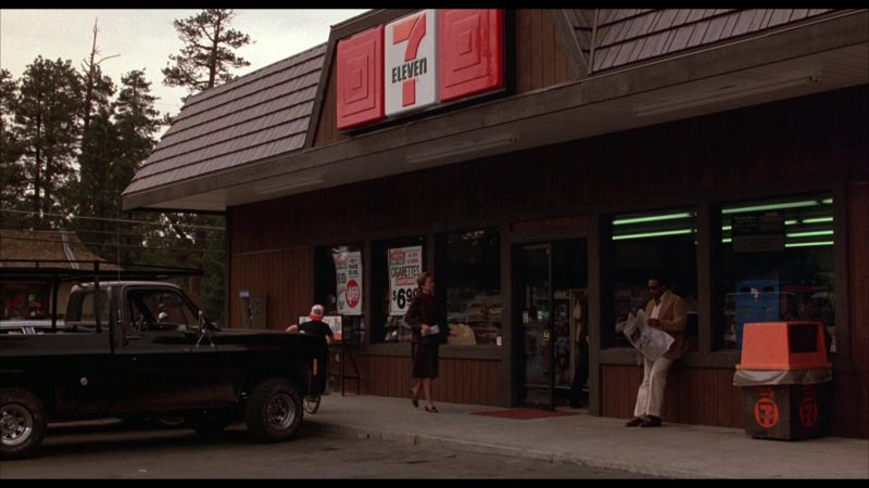 7-Eleven Store in WarGames (1983) - Movie Product Placement