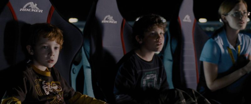 AKRacing AK Rocker Gaming Chairs in Talladega Nights: The Ballad of Ricky Bobby (2006) - Movie Product Placement