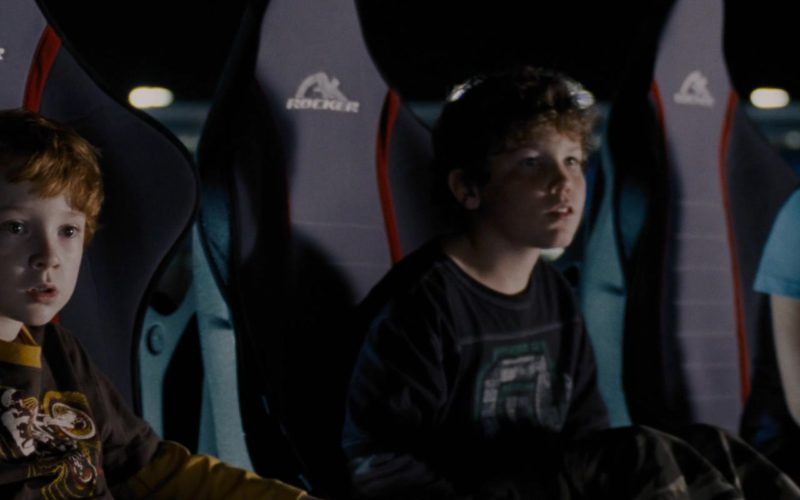 AK Designs AK Rocker Gaming Chairs in Talladega Nights The Ballad of Ricky Bobby (1)