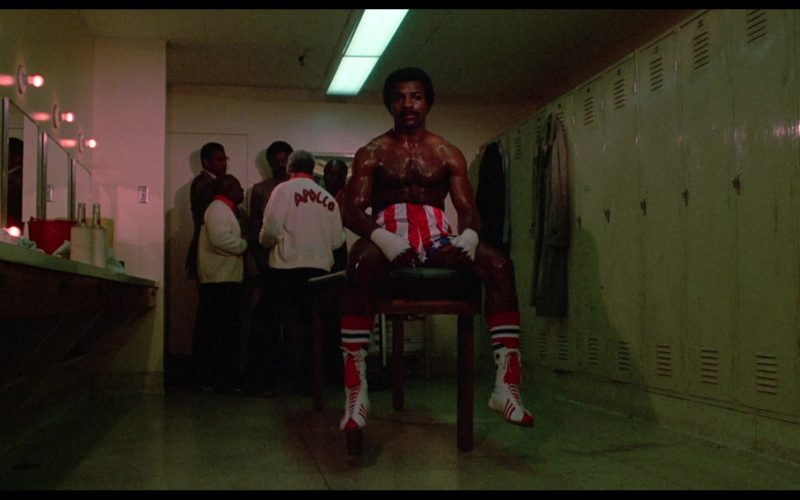 Adidas Boxing Shoes Worn by Carl Weathers (Apollo Creed) in Rocky
